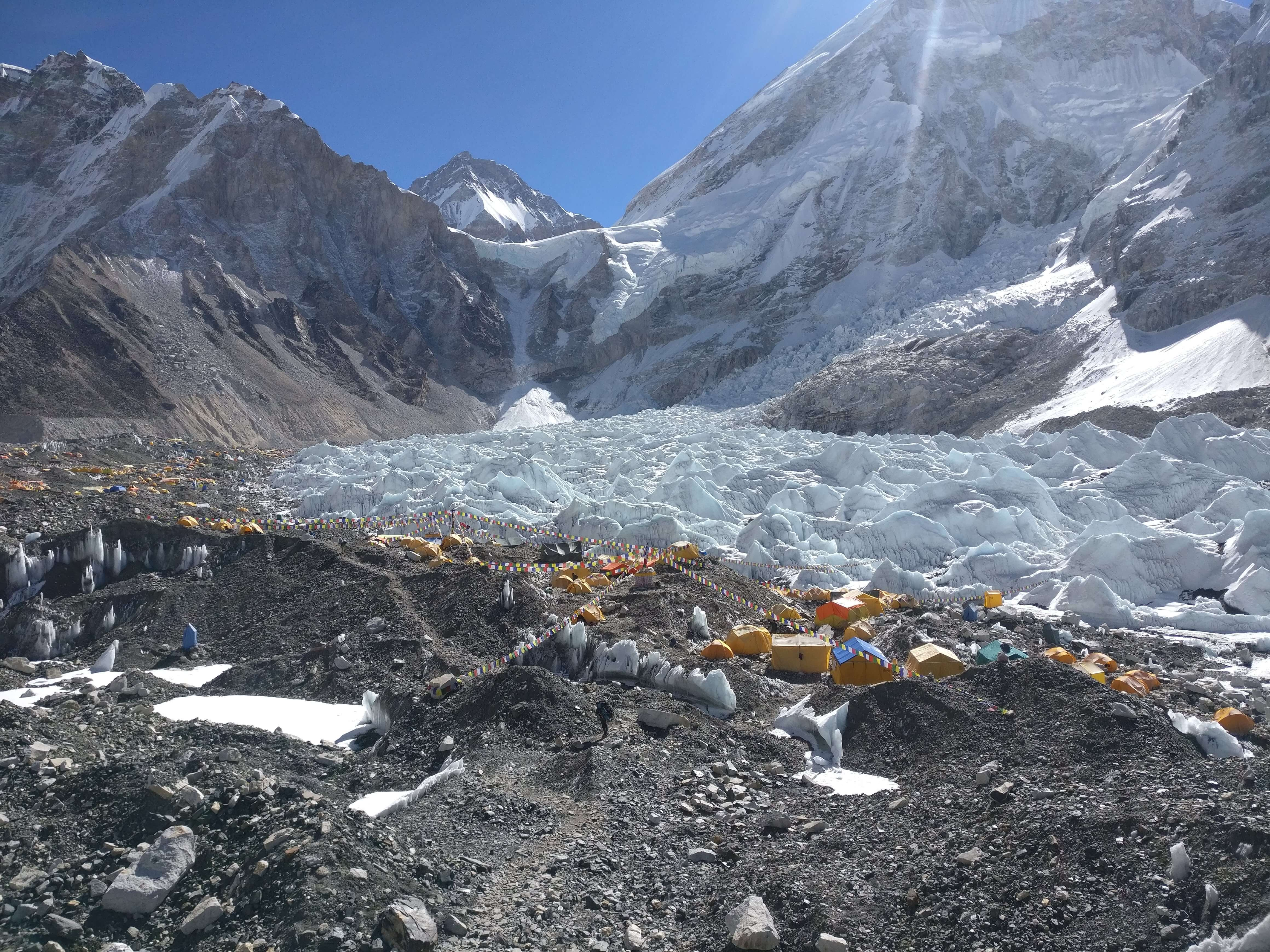 Gokyo Cho La Pass EBC Trek
